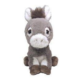 Fluffies Small Donkey Plush