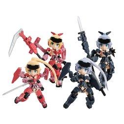 Desktop Army Frame Arms Girl Jinrai Series Box Set