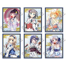MF Bunko J Summer School Festival 2018 Card Sleeve Collection