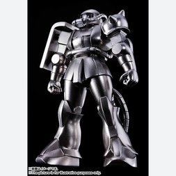 Mobile Suit Gundam Absolute Chogokin GM03: MS-06F Zaku II Mass Production Model