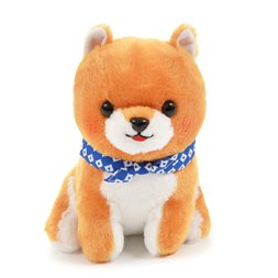 Mameshiba San Kyodai Barking Mametaro Dog Plush
