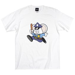 Mappy White T-Shirt 2017