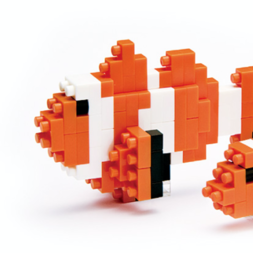 Nanoblock Clownfish