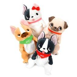 Buruburu Boo! Neighbors Dog Plush Collection (Standard)