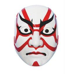 Sujikuma Kabuki Mask
