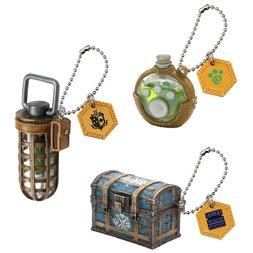 Monster Hunter Item Charm Plus Collection