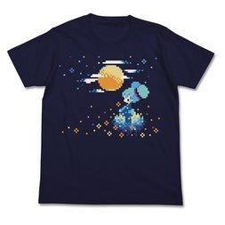 Hatsune Miku Petit Devil Ver. Moonlit Night Navy T-Shirt