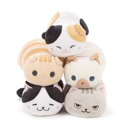 Mochikko Tsuchineko 2 Cat Plush Collection (Standard)