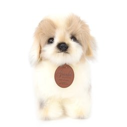 Graceful Small Shih Tzu Plush