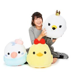 Kotori Tai Cute Bird Plush Collection (Big)