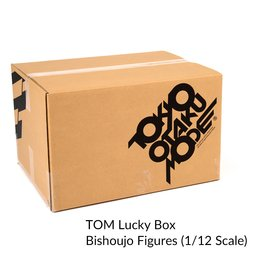 TOM Lucky Box: Bishoujo Figures (1/12 Scale)