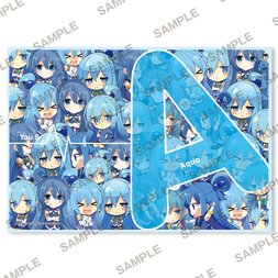 Sneaker Bunko 30th Anniversary Konosuba: God's Blessing on This Wonderful World! Aqua Blanket