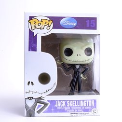 POP! Disney No. 15: Jack Skellington | Nightmare Before Christmas