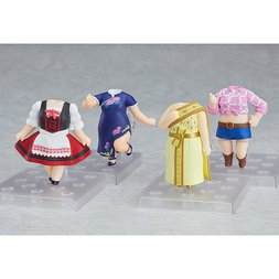 Nendoroid More: Love Live! Sunshine!! Dress-Up World Image Girls Vol. 2 Box Set