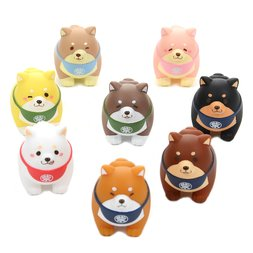 Chuken Mochi Shiba Mini Soft Vinyl Figure Collection