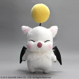 Final Fantasy XIV Moogle Kuplu Kopo Plush (Re-run)