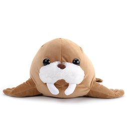 Mochi Puni Big Plush Walrus