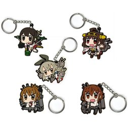 Kantai Collection -KanColle- Tsumamare Keychains Vol. 1