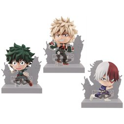 Kyun Chara My Hero Academia Vignette Collection