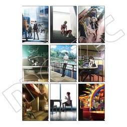 Persona 5 Character Visual Clear File Collection Box Set