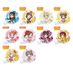 The Idolm@ster Cinderella Girls 5th Live Tour: Serendipity Parade!!! Official Producer Badges - Group A