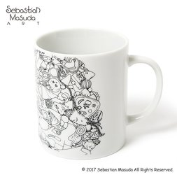 6%DOKIDOKI Colorful Rebellion graphic - Mug