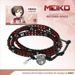 Meiko Leather Wrap Bracelet