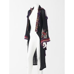 Ozz Oneste Kimono-Style Hooded Cardigan