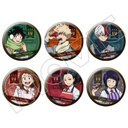 My Hero Academia Character Badge Collection Box Set