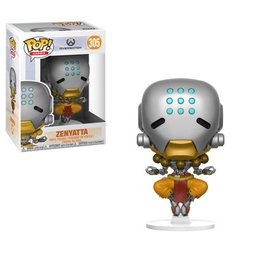 Pop! Games: Overwatch Series 3 - Zenyatta