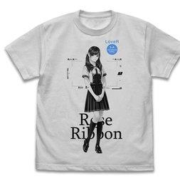 LoveR Riria Takamura Light Gray T-Shirt