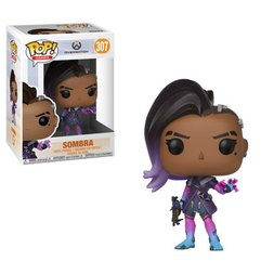 Pop! Games: Overwatch Series 3 - Sombra