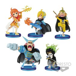 One Piece World Collectable Figure: Mugiwara56 Vol. 2