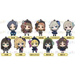 The Idolm@ster Cinderella Girls Trading Rubber Straps