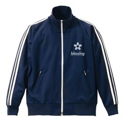 Saekano: How to Raise a Boring Girlfriend Flat Blessing Software Navy x White Jersey