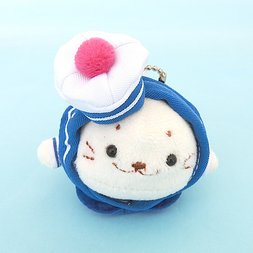 Sirotan Sailor Keychain Plush