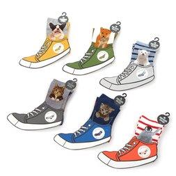 In Sneaker Socks