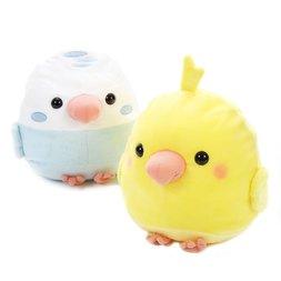 Kotori Tai Tamago kara Kururinpa Bird Plush Collection (Big)