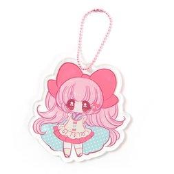 Alice Japanese-Style Keychain