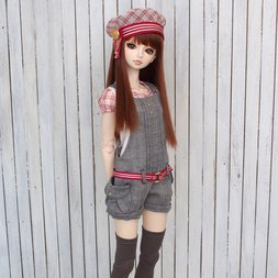 Visuadoll Sora Aoki Basic Outfit Set