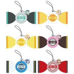 Vocaloid Candy Mascot Strap Collection