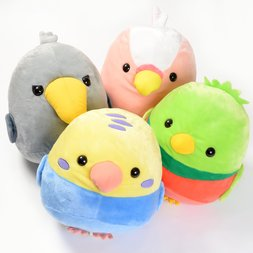 Kotori Tai Ureshii Bird Plush Collection (Big)