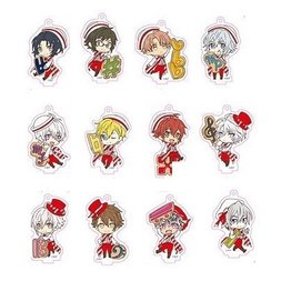 IDOLiSH 7 Acrylic Keychain Charm Collection