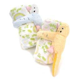 Dakko Parrot Doll Blanket