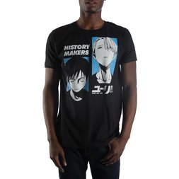 Yuri!!! on Ice History Makers T-Shirt