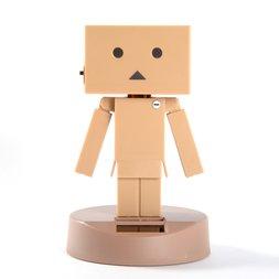 Yotsuba&! Danboard Solar-Powered Figure