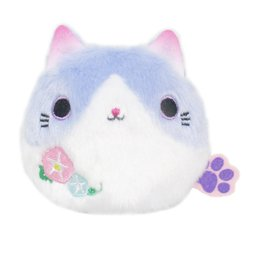 Neko-dango Morning Glory Hachi Plush Collection