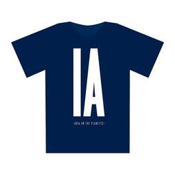 IA Logo Navy T-Shirt