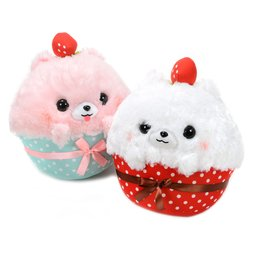 Pometan Cupcake Dog Plush Collection (Big)