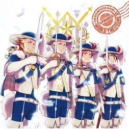 The Idolm@ster: SideM World Tre@sure 01